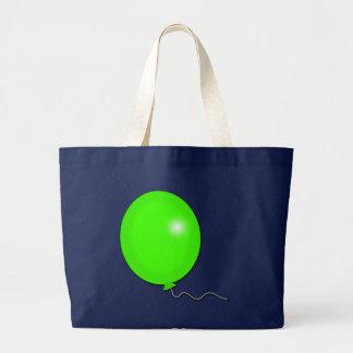 Camisetas verdes grandes del globo, sudaderas con  bolsa tela grande