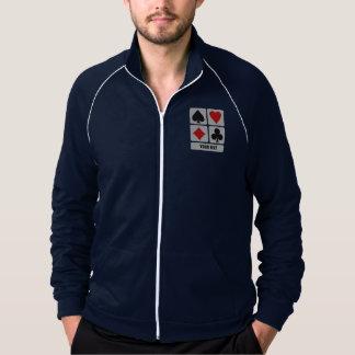 Camisetas y chaquetas de encargo del jugador de