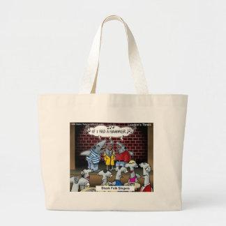 Camisetas y coleccionables divertidos de los regal bolsa de mano