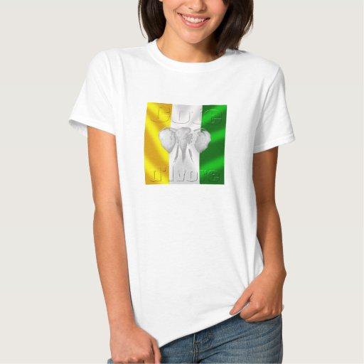 Camisetas y engranaje de fútbol del fútbol de la poleras
