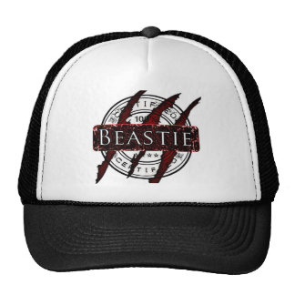 Camisetas y gorras certificados de Beastie