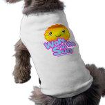 Camisetas y más de Kawaii del amigo de Sun Ropa Para Mascota