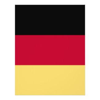¡Camisetas y más de la bandera de Alemania y de De Tarjetón
