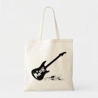 ¡Camisetas y más de la estrella del rock de la gui Bolsa Tela Barata