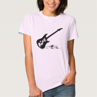 ¡Camisetas y más de la estrella del rock de la Playera