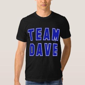 Camisetas y productos de Dave del equipo Polera