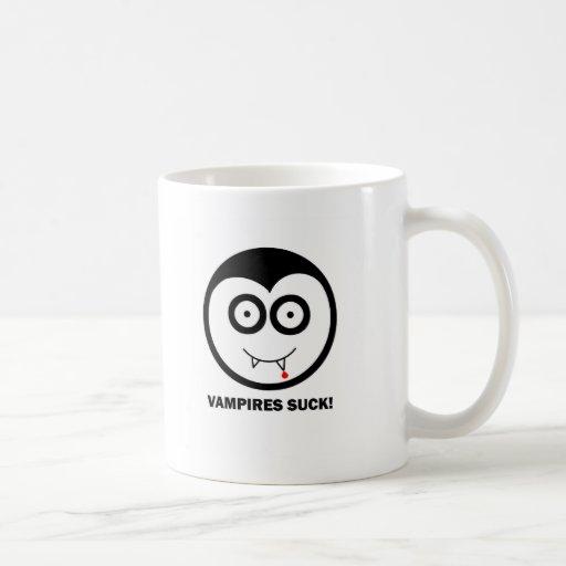 Camisetas y productos del vampiro taza de café