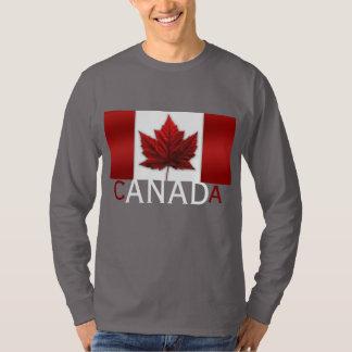 Camisetas y regalo del recuerdo de Canadá de la Remeras