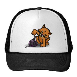 Camisetas y regalos 114 del gatito gorras de camionero