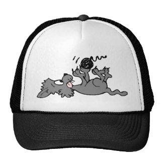Camisetas y regalos 219 del gatito gorros bordados
