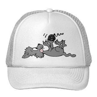 Camisetas y regalos 219 del gatito gorro de camionero