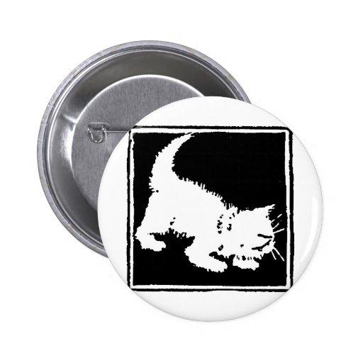 Camisetas y regalos 404 del gatito pins