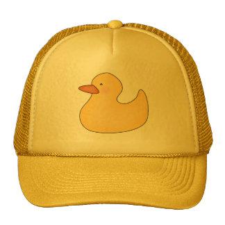 Camisetas y regalos amarillos de Duckie Gorros Bordados