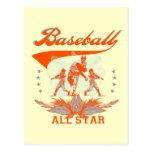 Camisetas y regalos anaranjados de All Star del bé Postal