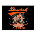Camisetas y regalos anaranjados de All Star del Postal