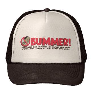 Camisetas y regalos antis de Obummer Obama Gorras De Camionero