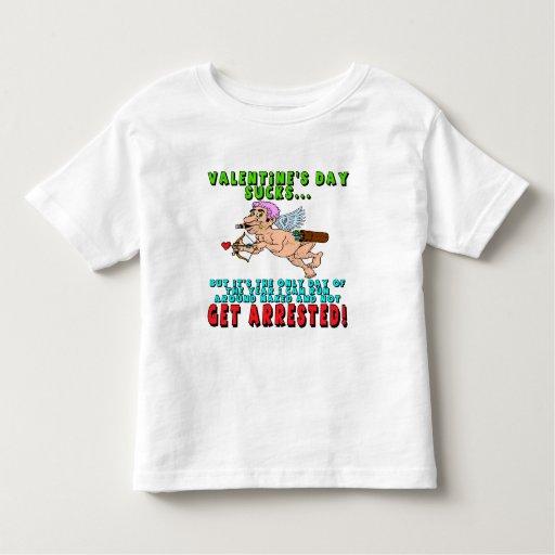Camisetas y regalos antis del día de San Valentín