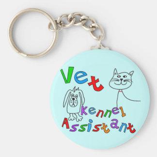 Camisetas y regalos auxiliares de la perrera del v llaveros