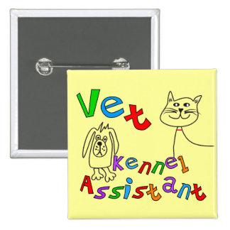 Camisetas y regalos auxiliares de la perrera del v pin
