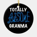 Camisetas y regalos azules totalmente impresionant ornaments para arbol de navidad