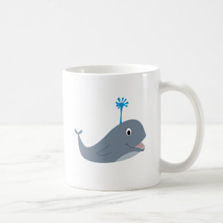 Camisetas y regalos caprichosos de la ballena del  tazas de café