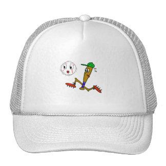 Camisetas y regalos chistosos del béisbol gorros