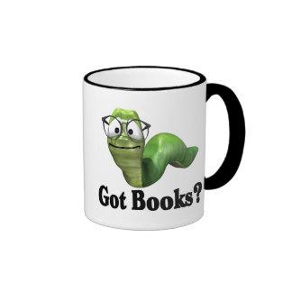 Camisetas y regalos conseguidos de los libros taza