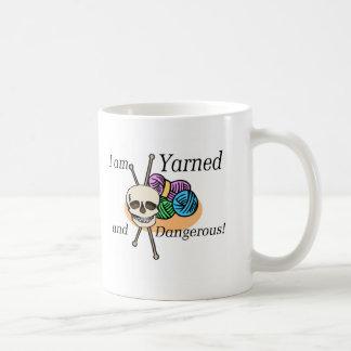 Camisetas y regalos contados un cuento y peligroso tazas de café