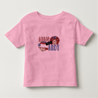 Camisetas y regalos de Andy de los amores de Annie
