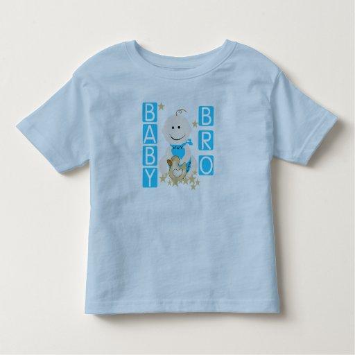 Camisetas y regalos de Bro del bebé del bebé