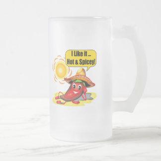 Camisetas y regalos de Cinco de Mayo del pimiento Taza De Café