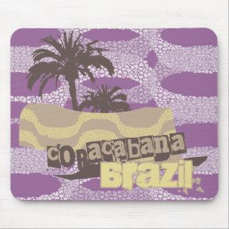 Camisetas y regalos de Copacabana Alfombrilla De Ratón