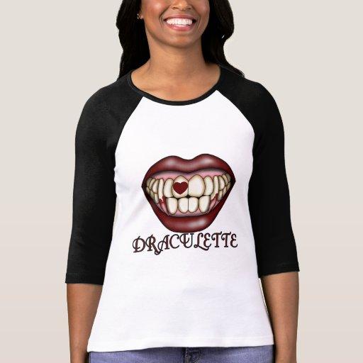 Camisetas y regalos de Draculette