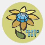 Camisetas y regalos de Earthday Etiqueta