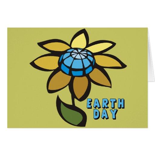 Camisetas y regalos de Earthday Tarjeton