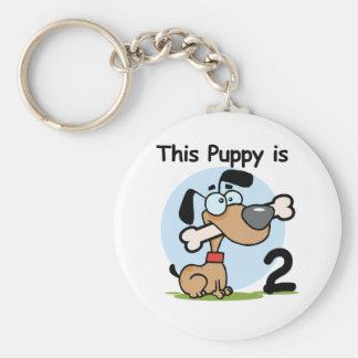 Camisetas y regalos de este cumpleaños del perrito llavero personalizado