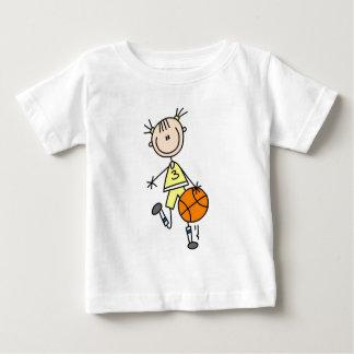 Camisetas y regalos de goteo del baloncesto del poleras