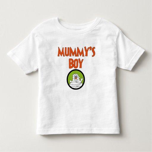 Camisetas y regalos de Halloween del muchacho de Playera