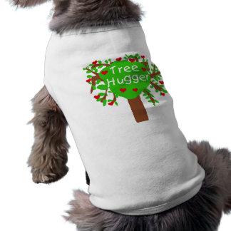 Camisetas y regalos de Hugger del árbol Prenda Mascota