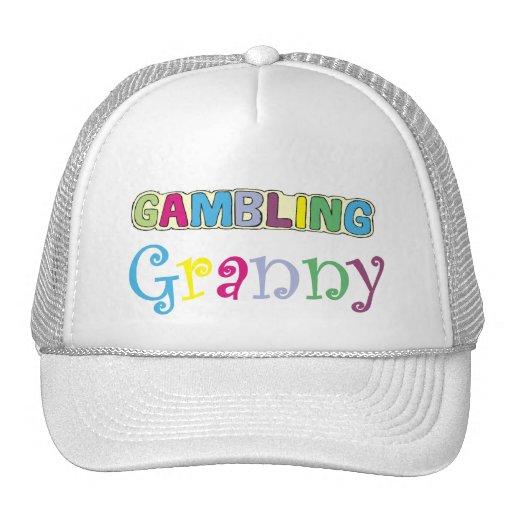 Camisetas y regalos de juego de la abuelita gorras