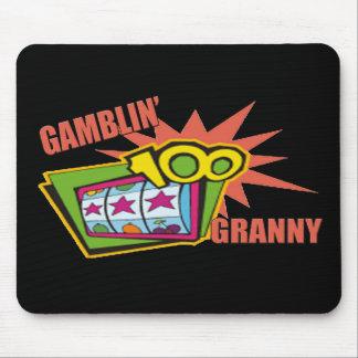 Camisetas y regalos de juego de la abuelita para e tapetes de ratones
