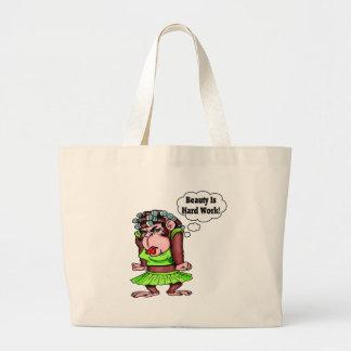 Camisetas y regalos de la belleza para ella bolsas de mano