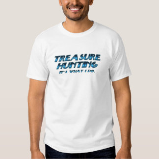 Camisetas y regalos de la caza del tesoro remera