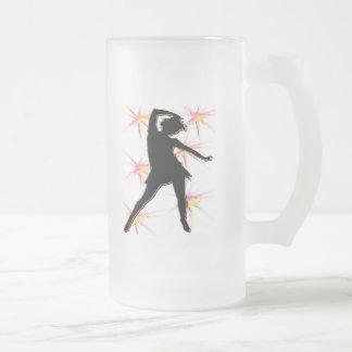 Camisetas y regalos de la diva de la danza tazas