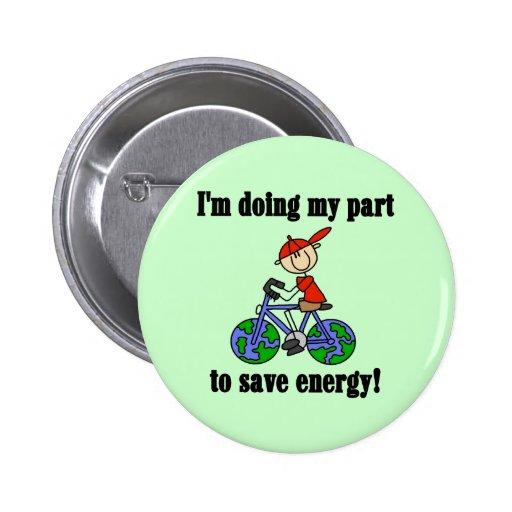Camisetas y regalos de la energía de la reserva de pins