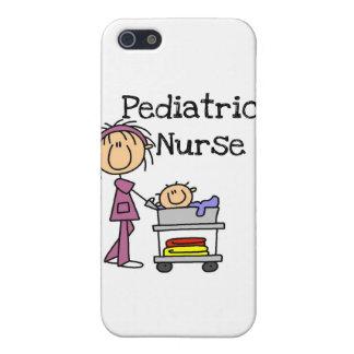 Camisetas y regalos de la enfermera de la pediatrí iPhone 5 coberturas