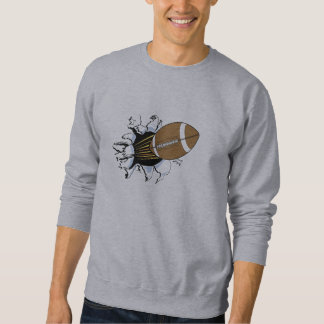 Camisetas y regalos de la explosión del fútbol sudaderas encapuchadas