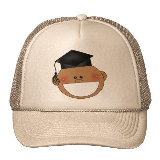 Camisetas y regalos de la graduación de los muchac gorras