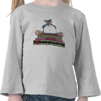Camisetas y regalos de la guardería del amor del o