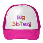 Camisetas y regalos de la hermana grande gorro